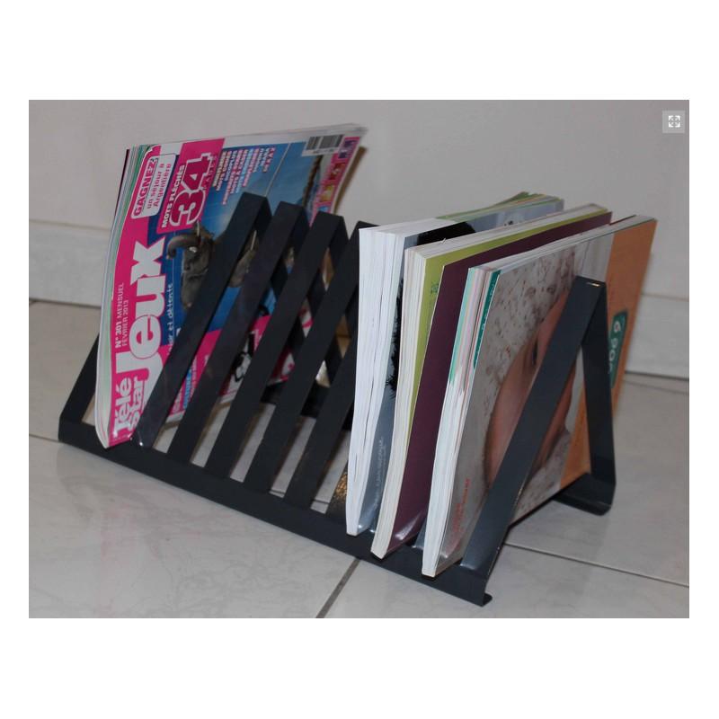 rangez toutes vos revues dans ce range magazine.